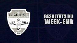 Les résultats du week-end du 19 novembre.