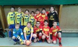 8 équipes U11 matin - Interclubs de Football BBRM