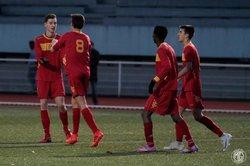 U16 : victoire 2-0 contre Cambrai AC (16/12/2017) - Iris Club Lambersart