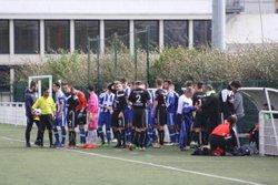 Match U19 GAMBARDELLA JA-AGL FOUGERES - JEANNE-D'ARC SAINT-SERVAN Club         (SAINT-MALO)