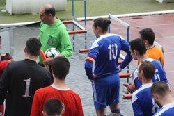 Match senior A JA 1 - FC BAIE ROZ SUR COUESNON - JEANNE-D'ARC SAINT-SERVAN Club         (SAINT-MALO)