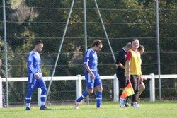 Match Championnat Senior A-FC LA BAIE - JEANNE-D'ARC SAINT-SERVAN                (SAINT-MALO)
