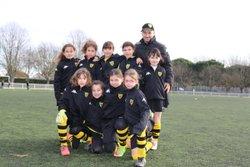 U11F - 13/01/18 - J4 phase 2  au TFC - Jeunesse Sportive Cintegabelloise