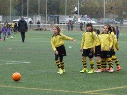 U11F - 18/11/17- J1 phase 2 au TAC - Jeunesse Sportive Cintegabelloise
