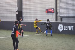"""U13 - 10/02/18 - Futsal au """"Five"""" à Colomiers - Jeunesse Sportive Cintegabelloise"""