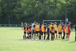 U13 - 17/06/18 - Tournoi à Venerque - Jeunesse Sportive Cintegabelloise