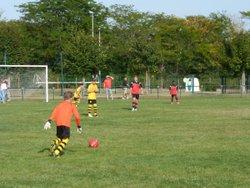 U13 - 23/09/2017 (J1 phase1) à Labarthe sur Lèze - Jeunesse Sportive Cintegabelloise