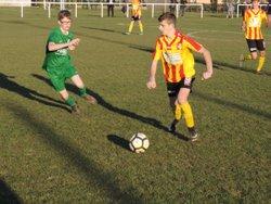 U16 : JSL -  G.J. QUIESTEDE ROQ  (0-3) - Jeunesse Sportive Longuenesse