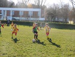 U12 : JSL - Quiestede/Roquetoire (6-2) - Jeunesse Sportive Longuenesse