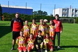U11A : Calais  -JSL Merci à Reynald D pour son Reportage - Jeunesse Sportive Longuenesse