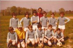 JSM 50 ans les années 1975 - JS MARZY