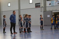 U11 - Les photos du Tournoi de la Coupe de la Nièvre Futsal - JS MARZY