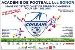 Academie de football Luc SONOR - La JUVENIS
