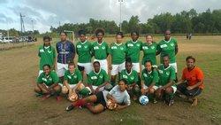 Equipe féminine - Saison 2015/2016 - KOUROU FOOTBALL CLUB
