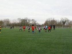 2018 U11 mars Lillers Vaudricourt - KLUB SPORTOWY VAUDRICOURT 2012