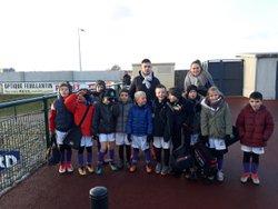 Retour sur le Challenge Pasquier du samedi 9 décembre. Les U9 en action !! - Loire Forez Football