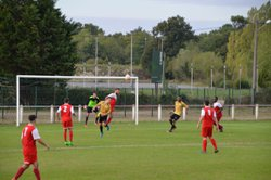 Coqs Rouges - Lbfc : 0-0 - LA BREDE FOOTBALL CLUB