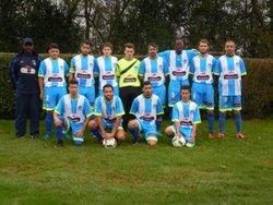 EQUIPE B FIN DE SAISON MERCI A EUX. - Sport et Loisirs La Chapelle Du Bois