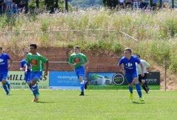 U15-2 MONTARNAUD - LA CLERMONTAISE FOOTBALL