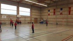 FUTSAL U9 - SEMALENS - 28/01/2017 - LA CREMADE F.C. (Ecole de Foot Fréjeville/Saix-Semalens)