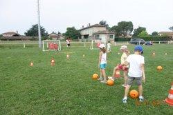 Journée du football avec l'école de Lagrave et le FC Lagrave - FC Lagrave