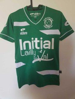 Voici le nouveau maillot U6 ET U7 - CLUB ATHLETIC LAILLY EN VAL