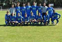 4EME TOUR DE LA COUPE DE FRANCE - LANGON FOOTBALL CLUB