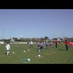 Saison passée plateau jeune - Ecole de football de lanvéoc Sports