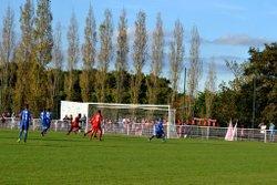 6eme tour Coupe de France 2014/15 vs BELLEVUE - La Saint André Football