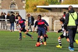 Les U12 contre La Mellinet (15/10/2016) - LA SAINT PIERRE DE NANTES