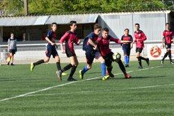 Les U15 contre GJ ANCENIS ST GEREON : 2-5 - LA SAINT PIERRE DE NANTES