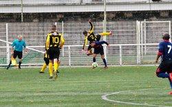 Séniors A contre Les Brouzils LSG, victoire 2-0 - LA SAINT PIERRE DE NANTES