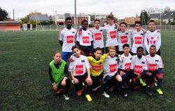 Les U15 contre NORT A.C. - LA SAINT PIERRE DE NANTES