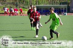 U11 - Plateau Chamalieres - 08 avril 2017 - Lempdes Sport Football