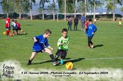 U11 - Plateau Lempdes - 24 septembre 2016 - Lempdes Sport Football