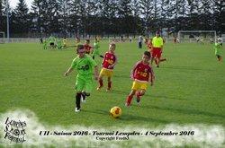 U11 - Tournoi Lempdes - Challenge Bernard Bousquet - 04 septembre 2016 - Lempdes Sport Football