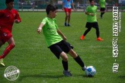 U13: 5ème du TOURNOI NATIONAL DE MILLAU - 09/10 JUIN 2018 - Lempdes Sport Football Label Jeunes FFF