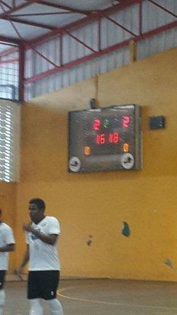 1/4 de Finale de la Coupe de Guyane. - LE RUBAN NOIR