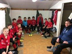 2017/2018 : École de football - Coquelicots du Trévoux