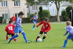 Matchs U11 LSP-PAC (samedi  16 Septembre) - Légion Saint Pierre