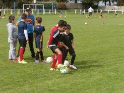 Entrainement Ecole de foot : mercredi 20 septembre - Légion Saint Pierre