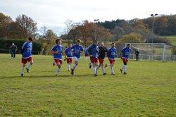 match contre FC MINIER 2 , le 19/11/2017 - AS LUGARDAISE