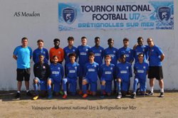 Voici les vainqueurs du tournoi national U17 2018 - MARSOUINS BRETIGNOLLAIS FOOTBALL