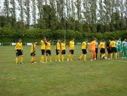 Coupe Pays de la Loire 1er tour (FC MONTAIGU 1 - ST GEORGES LE GAULTIER ) - Football Club Montaigu