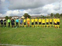 AS Brée - FC Montaigu 1 - Football Club Montaigu