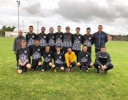 Séniors 2017-2018 - Montesquieu Football Club