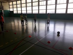 Atelier culture foot u12F PEF 2018 !!?!?! - Associazione Club Montreuil Futsal         ACM MONTREUIL FUTSAL