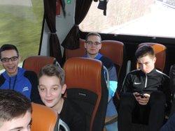En route vers Lyon ! - Association Sportive Moyenmoutier-Petite Raon-Moussey