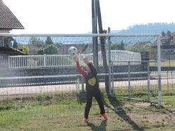 Déplacement U11 à St-Léonard - Association Sportive Moyenmoutier-Petite Raon-Moussey