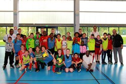 STAGE FUTSAL 2017 - MAGNY EN VEXIN FOOTBALL CLUB